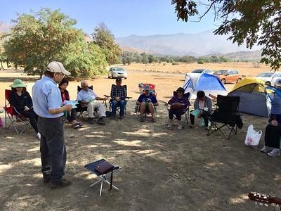 2018 TPC Joy Church Camping