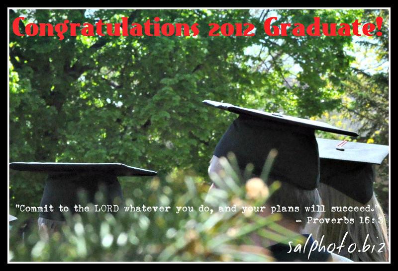 more.. http://www.angelfire.com/mn2/goodnewsumm/graduation.html