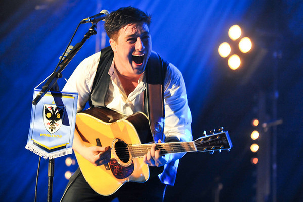 Mumford & Sons @ New Wimbledon Theatre