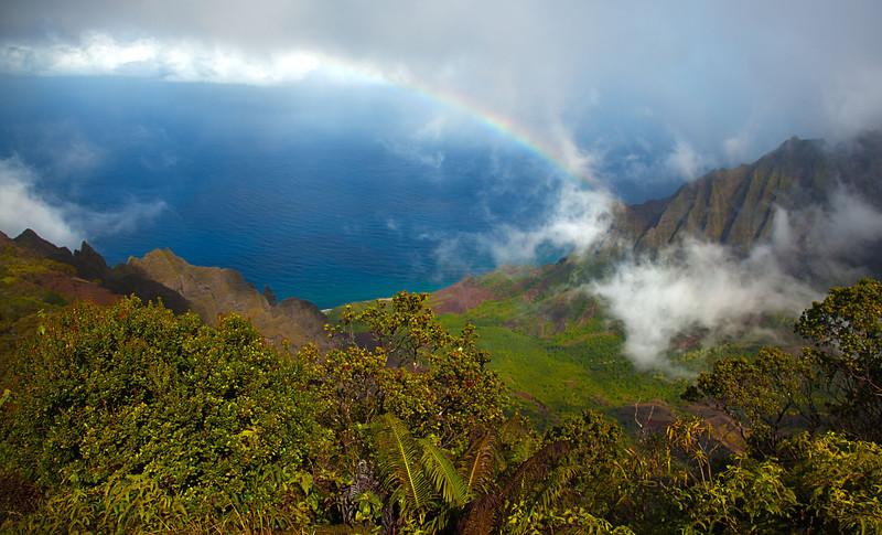 Kalalau HDR - December 12, 2011