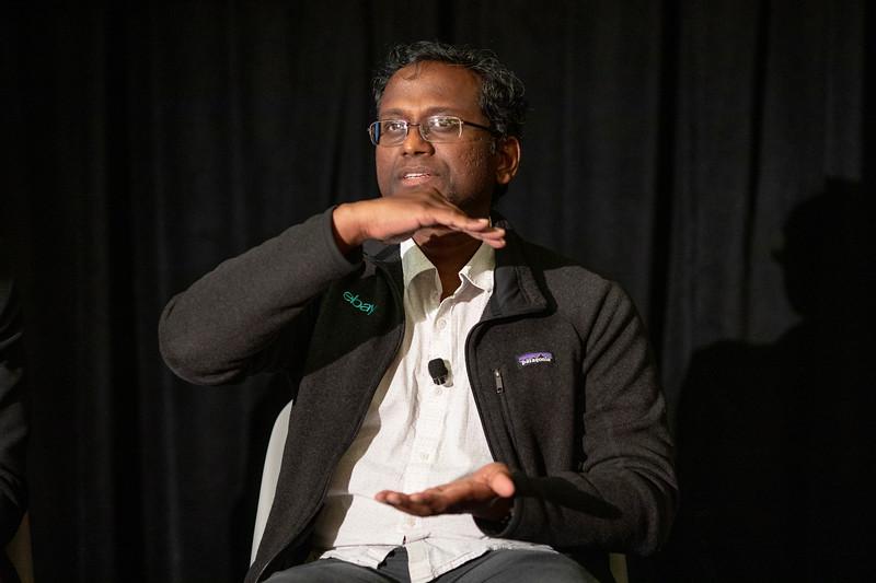 #VBTransform @VentureBeat  Robinson Piramuthu, Chief Scientist for Computer Vision, eBay, Dr. Colin J. Parris, Vice President, GE Software Research, GE  Moderator: Nicole Alexander, SVP, Chief Innovation Expert, Ipsos