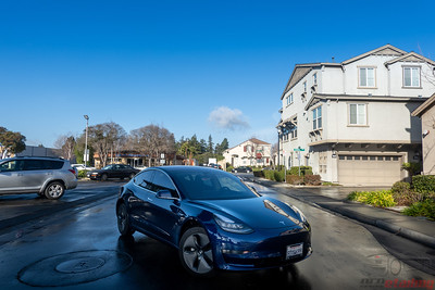 Tesla Model 3 - CQuartz Finest Reserve Ceramic Coating
