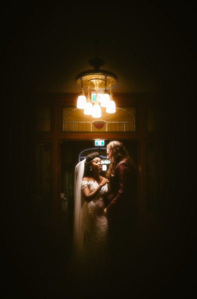 Ruth & Emmett - Winter Inspired Wedding Ceremony | St Ann's Academy, Victoria, BC.