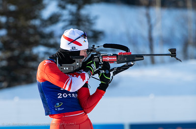 IBU Biathlon World Cup - Canmore 2019