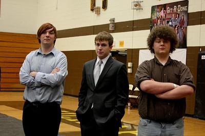 Awards: Percussion Retreat