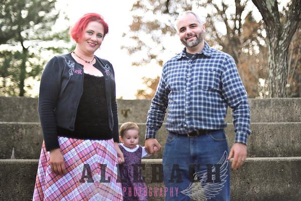 Lianne & Chris Family