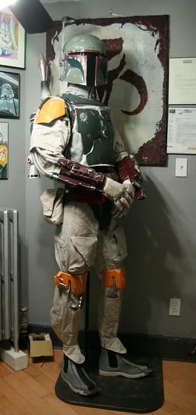 Fett Mannequin