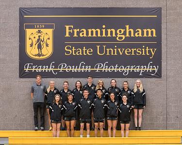 Framingham State cross country headshots 2017