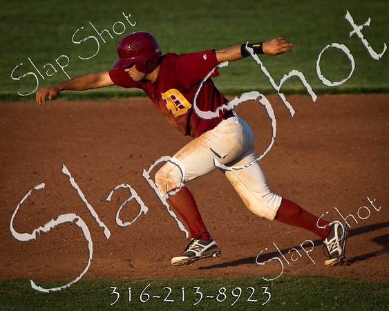 6-23-12 Twins vs Hays Larks