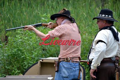 Fort Belmont Regulators Cowboy Shoot