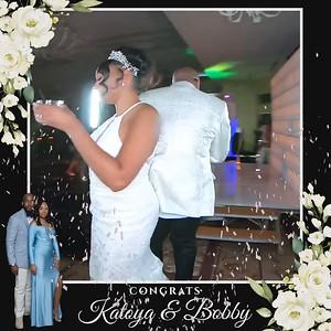 Katoya & Bobby Wedding