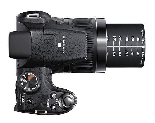 [新品資訊] 富士高倍長焦 FinePix S2950 / S3200 / S4000