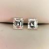 1.47ctw Carre Cut Diamond Pair GIA F VS2 4