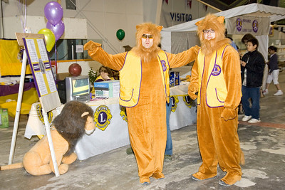 Lions Club Home and Trade Show June 2007