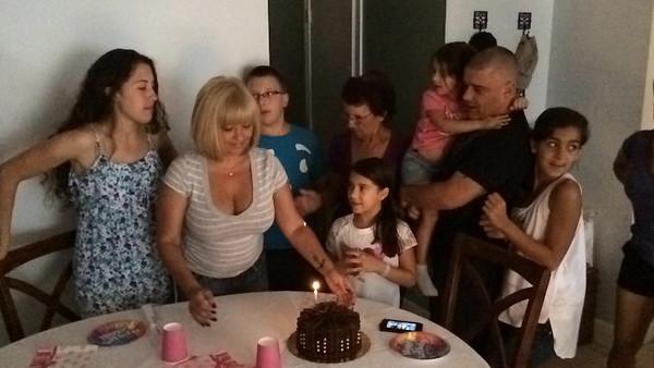 Julia's 48th Birthday