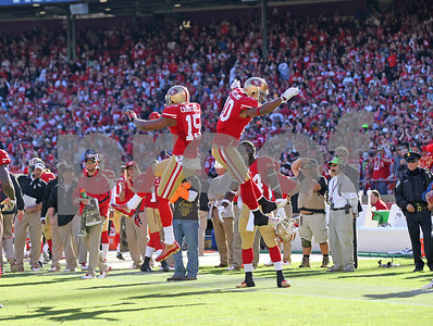 Rams vs 49ers Nov 11, 2012