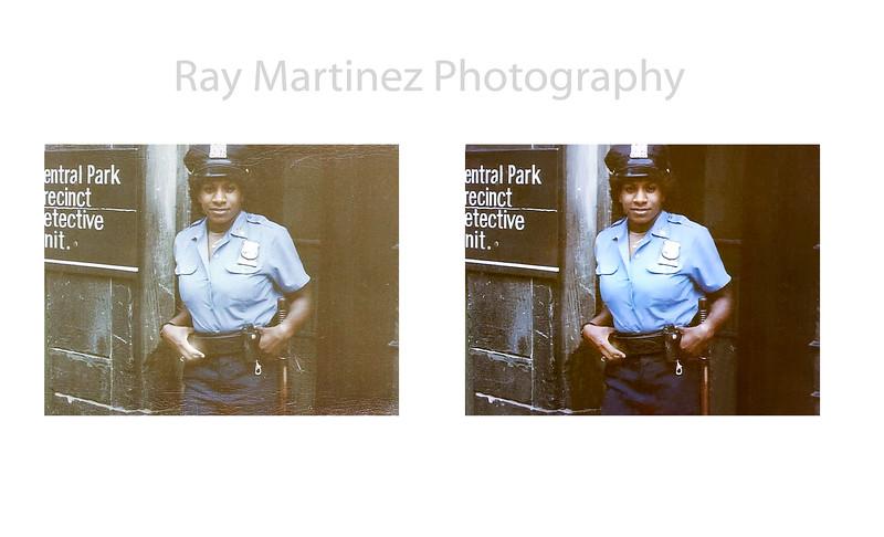 Digital Photograph Restoration
