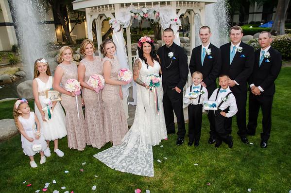 Brad & Libby wedding
