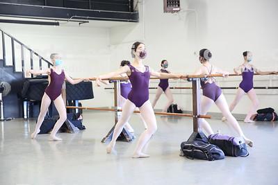 Westside Ballet Class 12/19/20