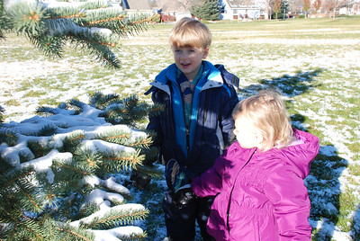 Nov 2010 - Ben & Izzie