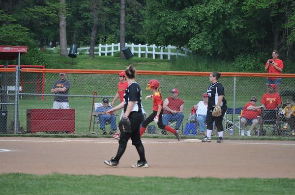 CHS Girls Softball 5/13/13