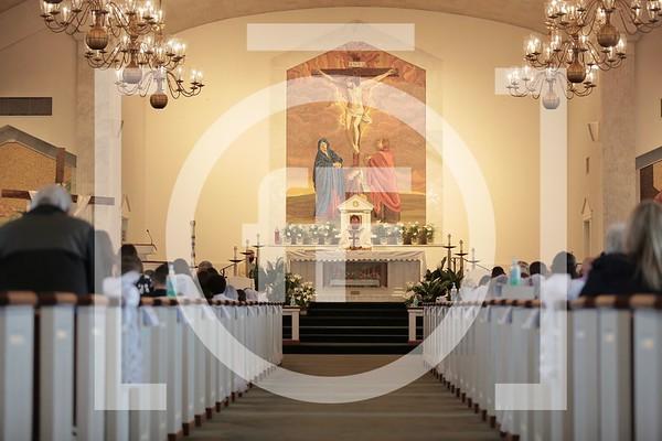 VISI Communion 2021 April 25