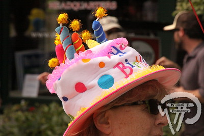 SANDWICH — 375th anniversary parade