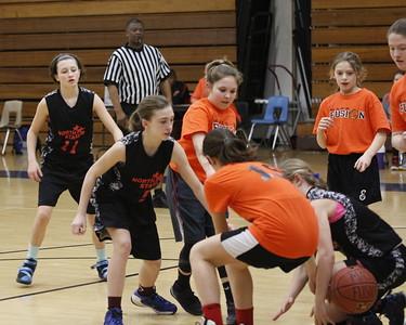 AAU Basketball  D2 Tournament Game  4-2-17