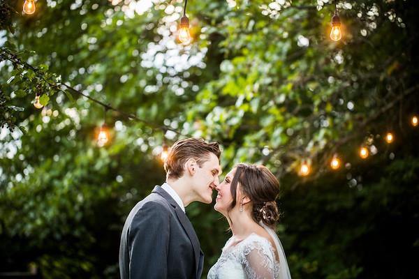 Sarah + Alec: Wedding