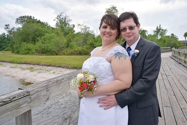 Beautiful wedding at the Renaissance Club-Sun City, FL