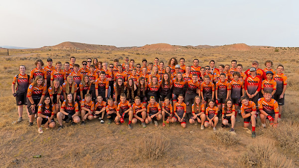 2020 Vernal Velociraptor Team Photos