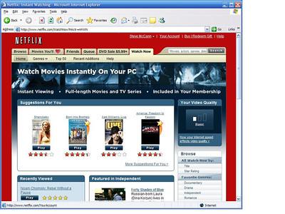 Chapter 1 Netflix Hulu