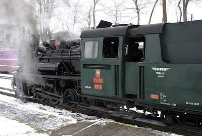 Jindrichuv Hradec Local Railway (JHMD): Obratan branch, 2015