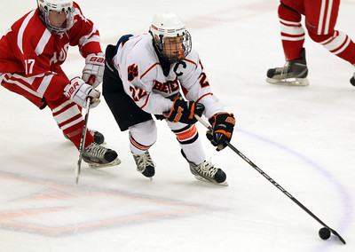 Beverly vs. Saugus Boy's Hockey