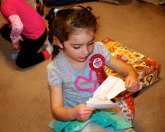 Sophia's Birhday Party 2013