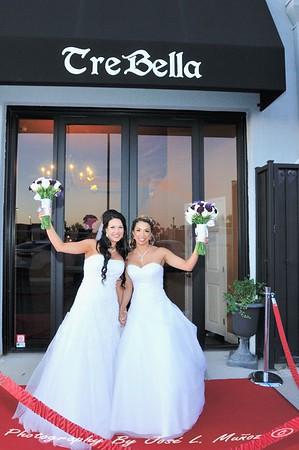 2016-10-09  Rebecca & Saranne's Wedding