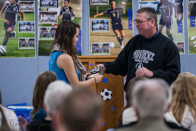 2012 Providence Girls Soccer Banquet