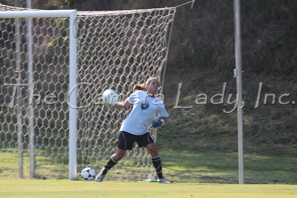 ODU 2010 Women's Soccer vs VMI 08.27