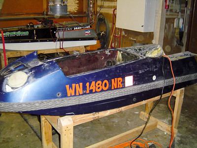 First Roundnose Build in 2005/2006