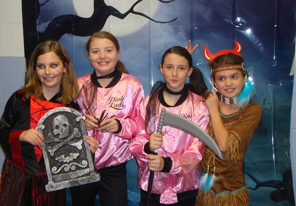Pollard Grade 5 Halloween Party