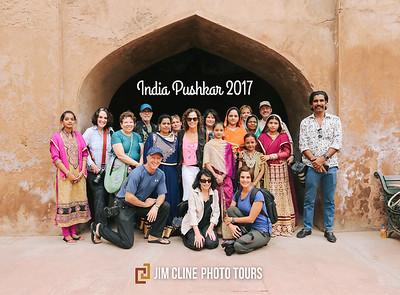 Pushkar & the Taj Mahal 2017