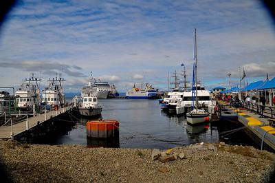 08 - Ushuaia Boat Ride