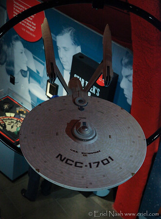 Star Trek 50th Anniversary Exhibit 2016