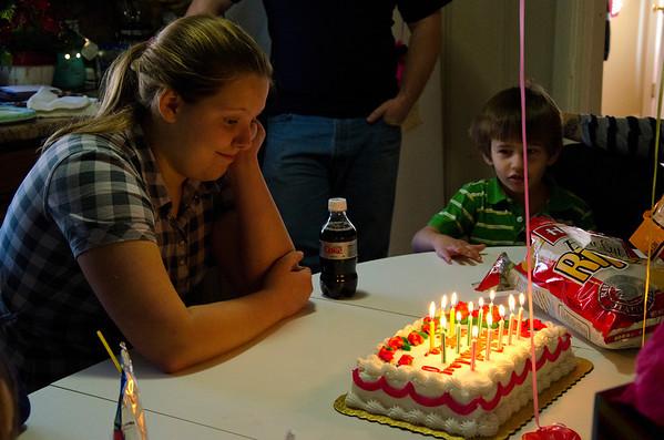 Angelica's Thirteenth Birthday Party