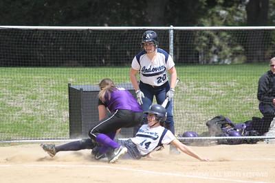 GV Softball vs. Cushing & Tabor