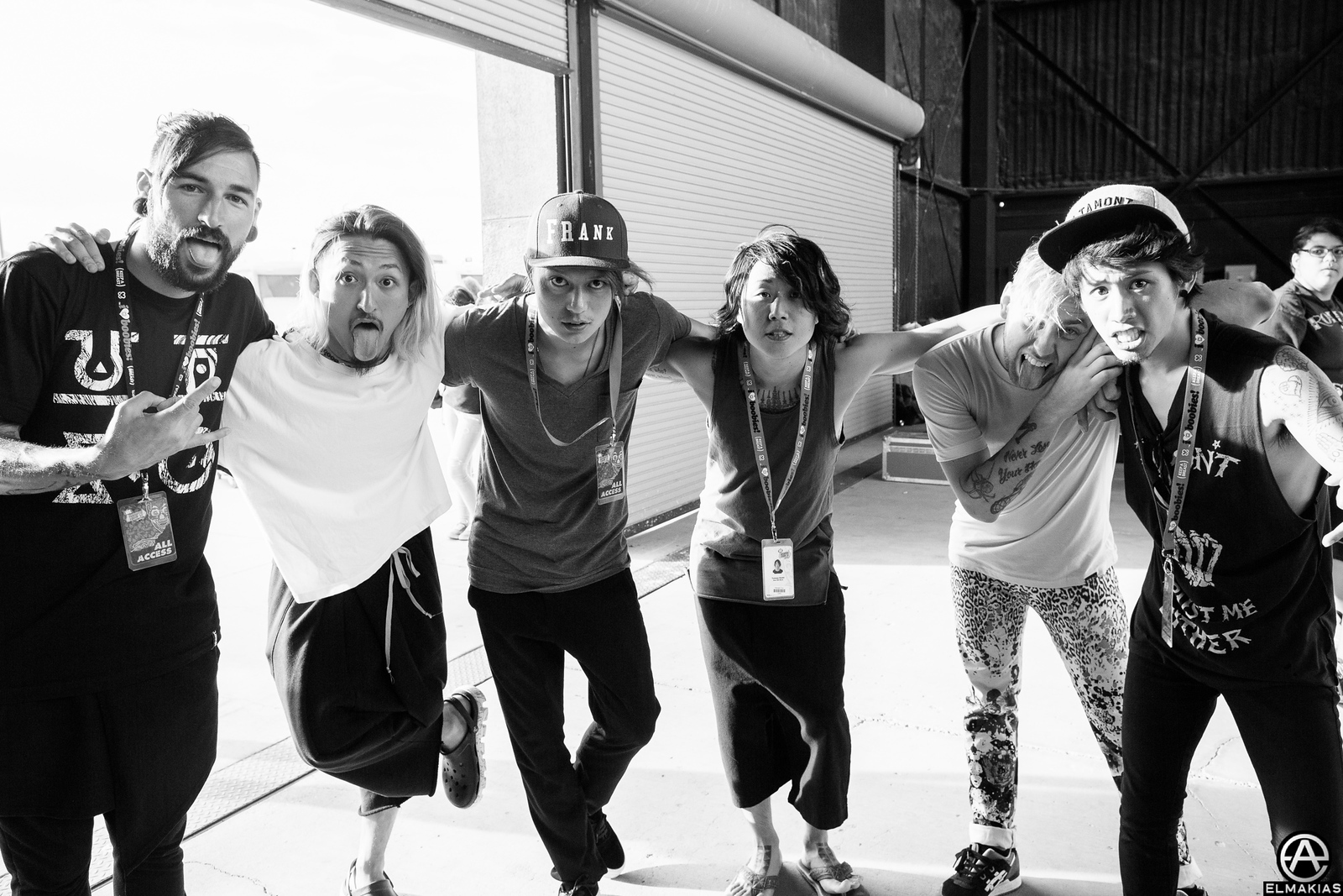 Issues and ONE OK ROCK