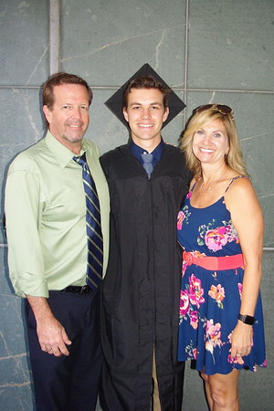 Masons' Graduation from Berkeley 5/16/16