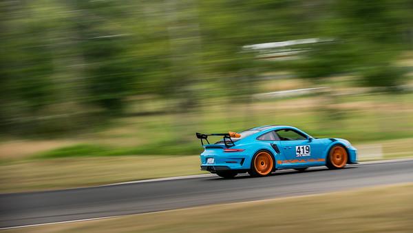 Porsche Driver Education