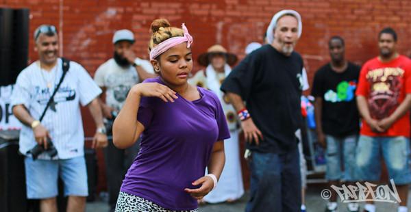Spanish Harlem Hop - 6.21.12