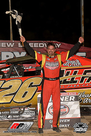 Grandview Speedway - 8/31/19 - Steve Sabo